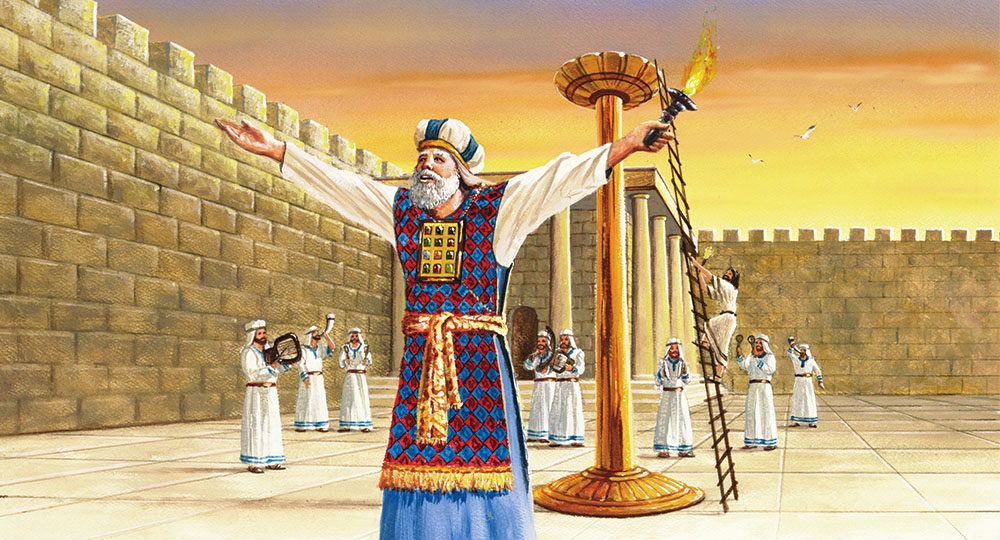 The Feast of Tabernacles in the Days of Jesus – Israel My ...