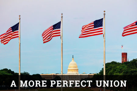 """a more perfect union speech The full transcript and remarks of sen barack obama's speech, """"a more perfect union."""