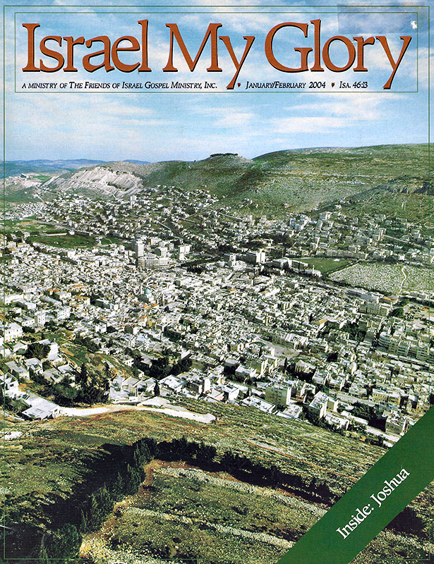 The Significance of Shechem – Israel My Glory